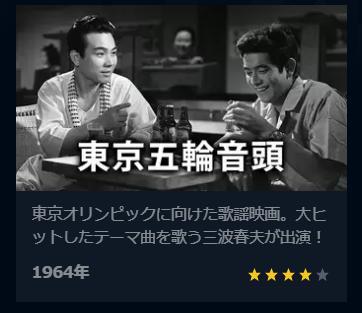 東京五輪音頭 無料動画