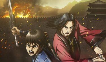 キングダムアニメ3期23話9月26日の無料動画や見逃し配信の視聴方法