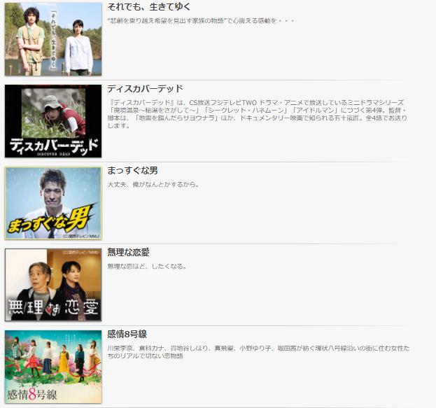 田中圭 FODプレミアム 動画一覧4
