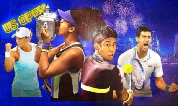全米オープンテニス2021 無料動画