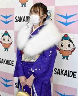 喜田純鈴 私服画像